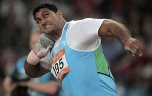 Shot-putter Om Prakash qualifies for London Olympics