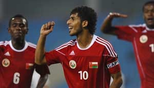 'Miracle' Oman one win away from Olympics