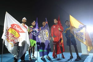 Hockey India League begins with glittering ceremony