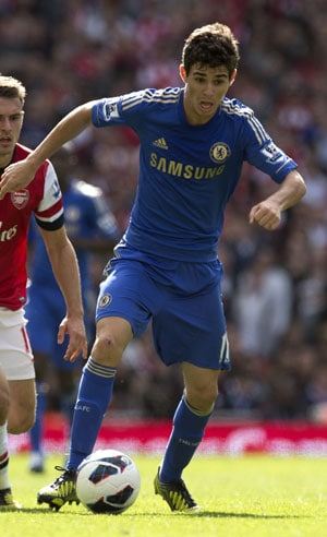 Chelsea's Oscar out to make amends