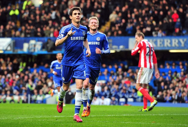 Oscar stunner puts Chelsea through in FA Cup