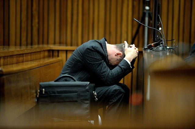 Oscar Pistorius trial: Judge bans live coverage of 'graphic' autopsy testimony
