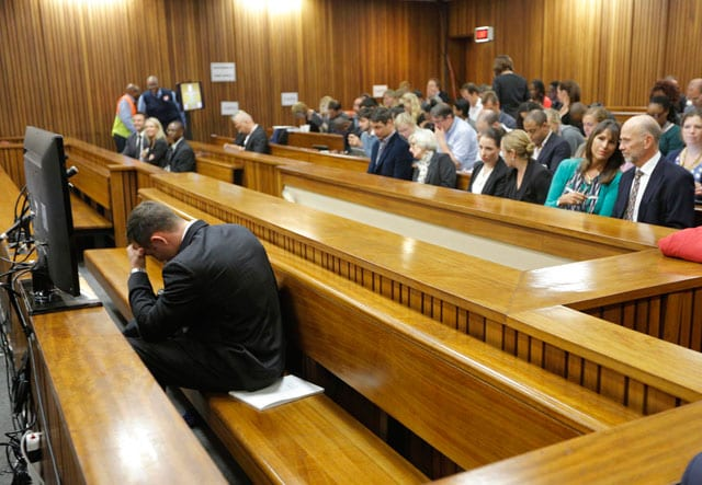 Oscar Pistorius Sent for 30 Days of Psychiatric Tests
