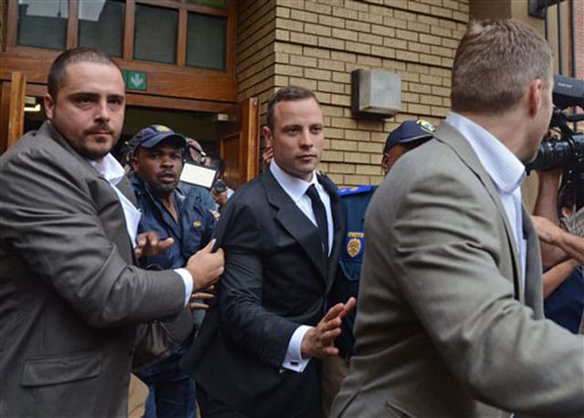 Did Oscar Pistorius murder girlfriend? Prosecution to cross examine