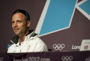 Olympics:For six months trainer unaware Pistorius had no legs