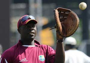 West Indies coach Gibson fined for DRS criticism