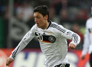 Euro 2012: Mesut Ozil fit to face Denmark after rest