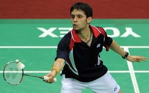 Shuttler Parupalli Kashyap rises to World No.24