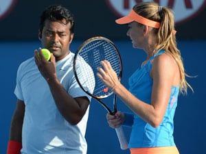 Australian Open: Indian hopes on Sania Mirza after Leander Paes crashes out