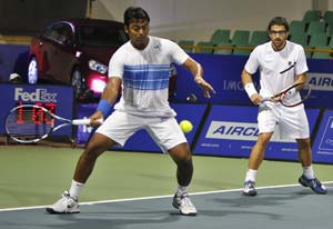 Paes-Tipsarevic enter Chennai Open final