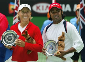 Leander Paes reveals Martina Navratilova taught him healthy lifestyle