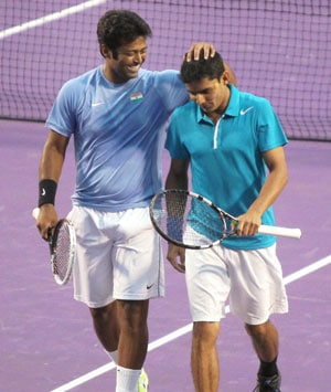 Davis Cup: Leander Paes and Sanam Singh give India unassailable 3-0 lead against Indonesia