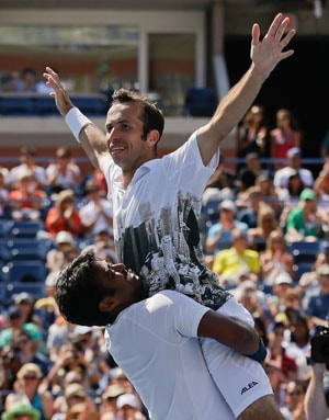 Leander Paes-Radek Stepanek beat Alexander Peya-Bruno Soares in US Open final: As it happened