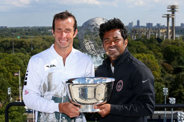Leander Paes and Radek Stepanek seal maiden US Open men's doubles title