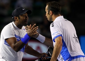 Leander Paes-Radek Stepanek bow out of Aegon International