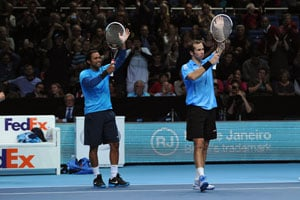 Mahesh Bhupathi-Rohan Bopanna win second match, Leander Paes-Stepanek also win
