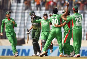 Bangladesh's tour to Pakistan was deterred because of threats: Official