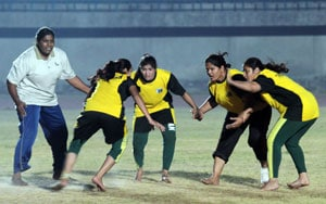 Pakistan women set to make sporting history