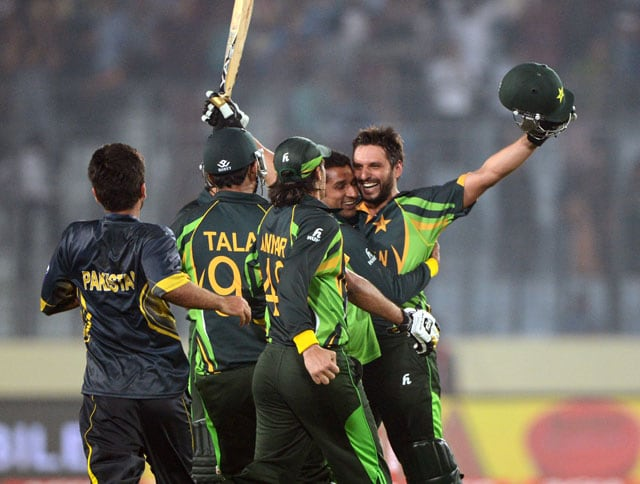 Asia Cup final: Pakistan sweat over Shahid Afridi, Umar Gul's fitness
