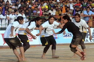 Kabaddi World Cup: England women's team demands gender test on Pakistan players