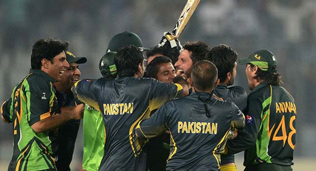 ICC World Twenty20: Pakistan players upbeat ahead of tournament opener against India