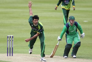 Kevin O'Brien gives Ireland thrilling tie with Pakistan