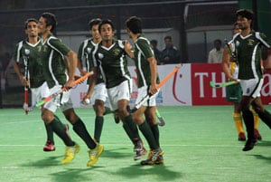 Junior World Cup hockey: Pakistan blank South Africa in 9-12 play-offs