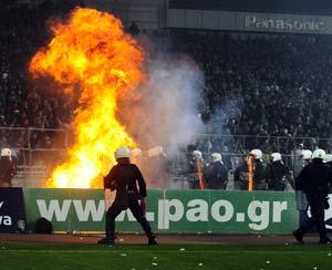 Olympiakos awarded 39th Greek after Panathinaikos punishment