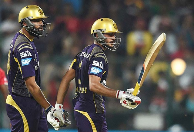 Kolkata Knight Riders Star Manish Pandey Says He Loves to Bat in Crunch Situations