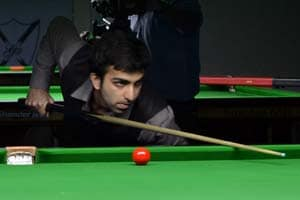 Pankaj Advani won his maiden 6-Red world title and ninth overall