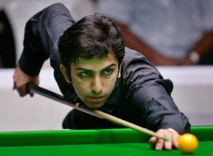 Pankaj Advani loses to World No.3 Ding Junhui, exits Haikou World Open snooker