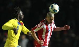 Paraguay, Ecuador draw 0-0 in Copa America