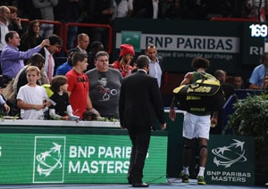 Time switch pondered for Paris Masters