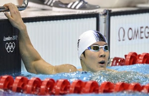 Olympics Swimming: Park Tae-Hwan reinstated after stunning disqualification