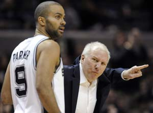 Spurs beat Jazz 106-91