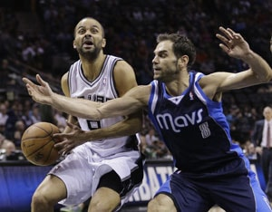 NBA: San Antonio Spurs cruise past Dallas Mavericks 112-90