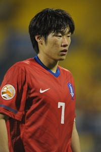 Park Ji-sung out for 4 weeks with hamstring injury
