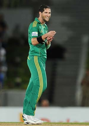 Waynell Parnell excited with winning return for South Africa