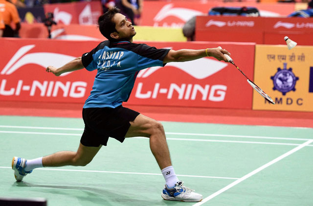 We Played Under Pressure in Thomas Cup, Says Parupalli Kashyap