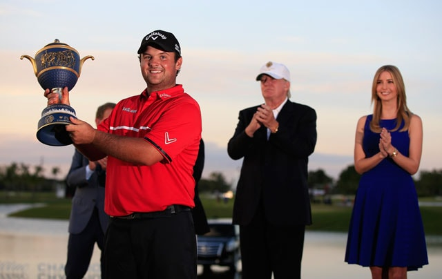 Tiger Woods finishes tied 25th, Patrick Reed wins WGC Championship