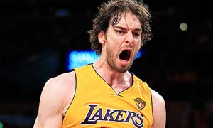 Gasol eyes Spain, China if NBA lockout goes ahead