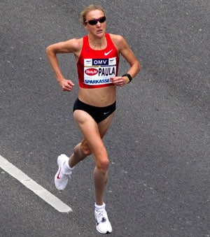 Marathon record holder Paula Radcliffe fears she may never race again