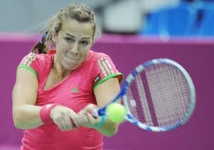 Fed Cup final: Pavlyuchenkova keeps Russia in contention