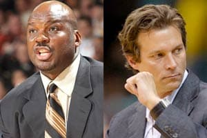 Person, Snyder hired as Lakers assistants