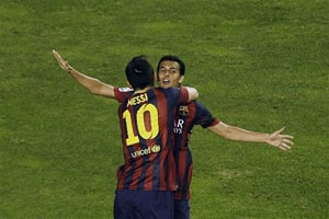 La Liga: Pedro hits hat-trick as Barcelona cruise past Rayo Vallecano