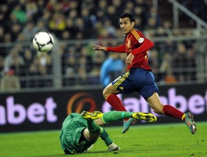 World Cup qualifiers: Spain, Germany romp home in style