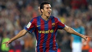 Pedro extends Barcelona contract