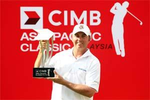 Van Pelt reigns in Malaysia