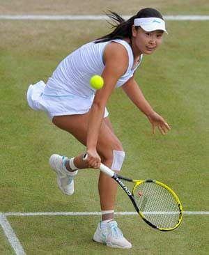 Olympics more exciting than Wimbledon: Peng