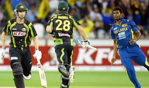 Sri Lanka beat Australia by 3 runs to win T20 series